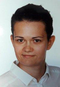 wizerunek zaginionej kobiety